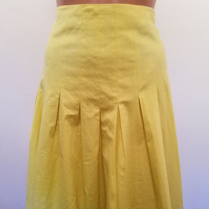 MOSCHINO CHEAP AND CHIC pleated short skirt sz 8